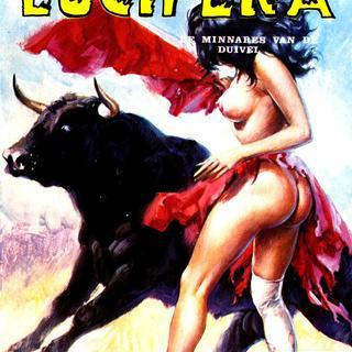 Kop op Stier van Lucifera