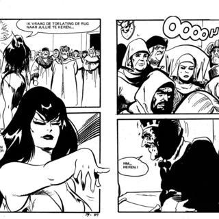 Helse Wraak van Lucifera