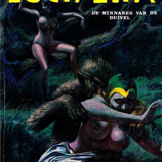 De Erotische Weerwolf van Lucifera