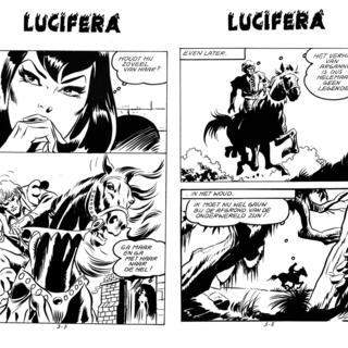 De Afgrond van de Zonde van Lucifera