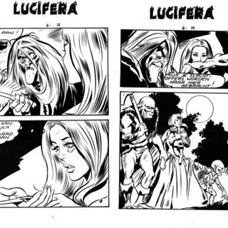 Heksensabbat van Lucifera