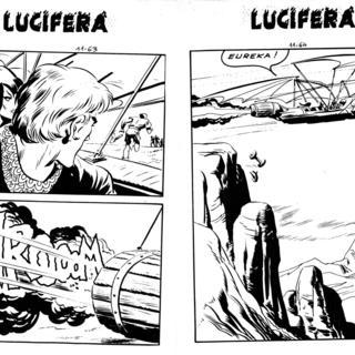 De Vuurvogel van Lucifera