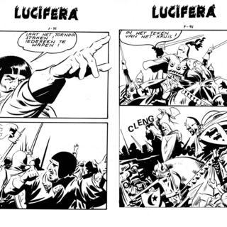 De Messias van het Kwaad van Lucifera