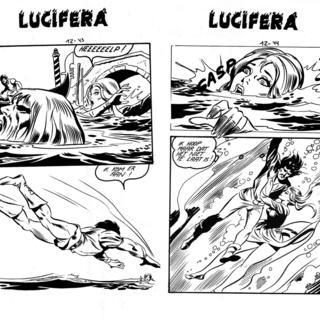 De Perverse Vrouw van Lucifera