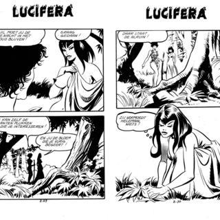 De Duivelse Middeleeuwen van Lucifera