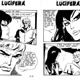 De Bloedhond van Lucifera