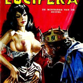 De Duivel van Slechte Raad van Lucifera