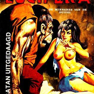 Satan Uitgedaagd van Lucifera