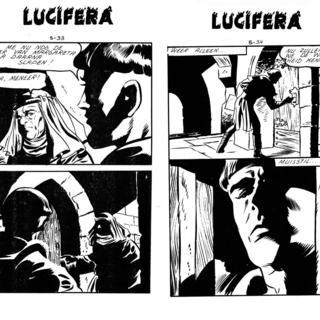 Een Kind op de Brandstapel van Lucifera