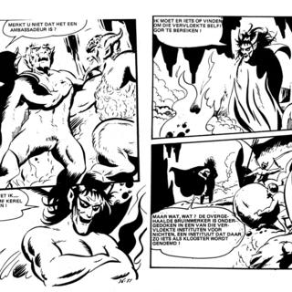 Homosexuele Duivel Gezocht van Lucifera