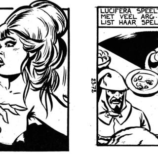 Het Kwaad in de Tegenaanval van Lucifera