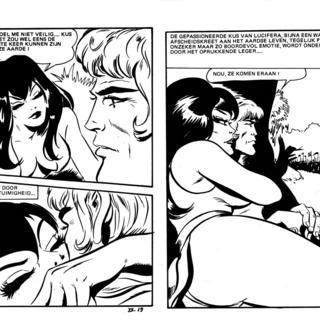 De Vreemde Verkrachting van Lucifera