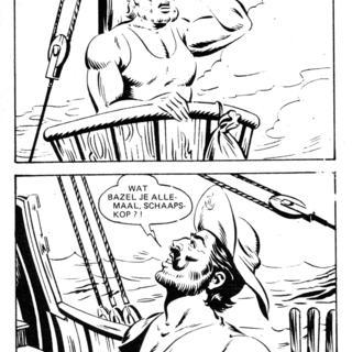 Kristoffel en Ook Kolumbus van Maghella