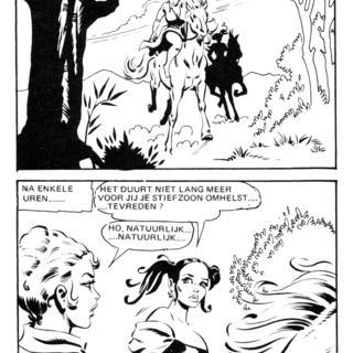 Lady Godiva van Maghella