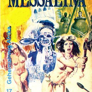 Geheimzinnig Afrika van Messalina