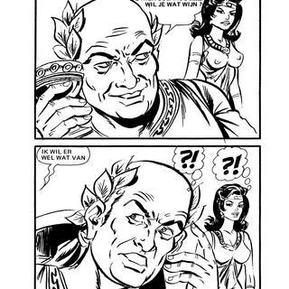 Gek Tot in de Dood van Messalina