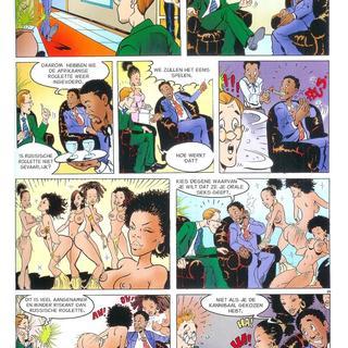 Strips 8 van Petrov