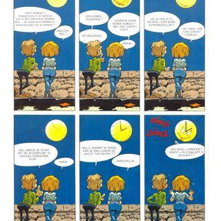 Strips 4 van Seron