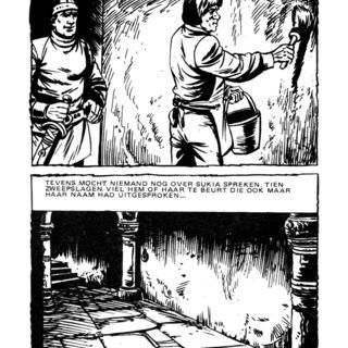 Bloed en Urine van Sukia
