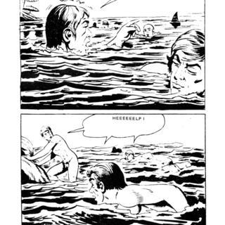 Gegrepen door de Haai van Sukia