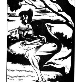 Vrouw Verslindt Vrouw van Ulula