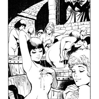 De Tien Weesmeisjes van Yra