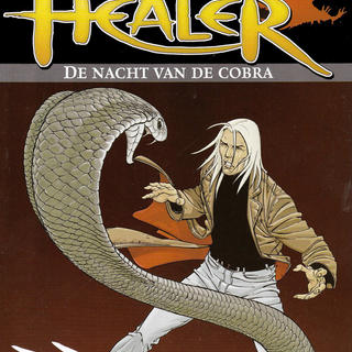 James Healer 2 La Nuit du Cobra van Yves Swolfs, Giulio De Vita