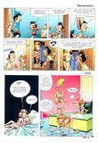 Strips 10 van Seron